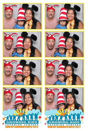Growing Kids (Chesterton) End Summer Party 2017