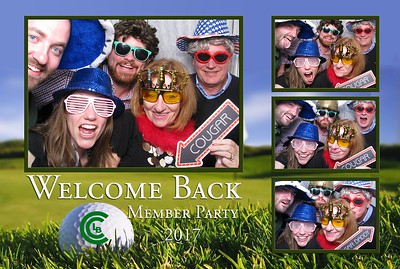 Long Beach Country Club - Welcome Back Members Party 2017