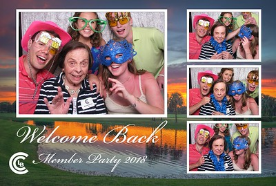 Long Beach Country Club - Welcome Back Party 2018