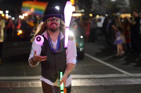 Marti Gras hits Main Street