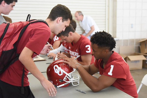 Meet the Sooners