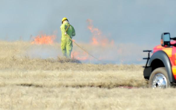Norman Grass Fire