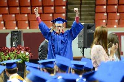 Noble Graduation 2015