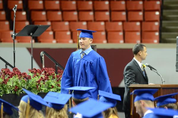 Noble High School Graduation 2015