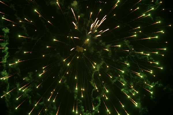 Fireworks skybox 3