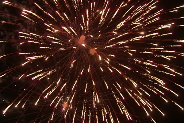 Fireworks skybox 2