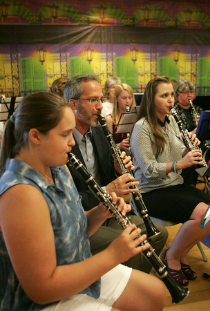 Clarinet Choir 2