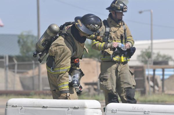 Norman Fire Academy