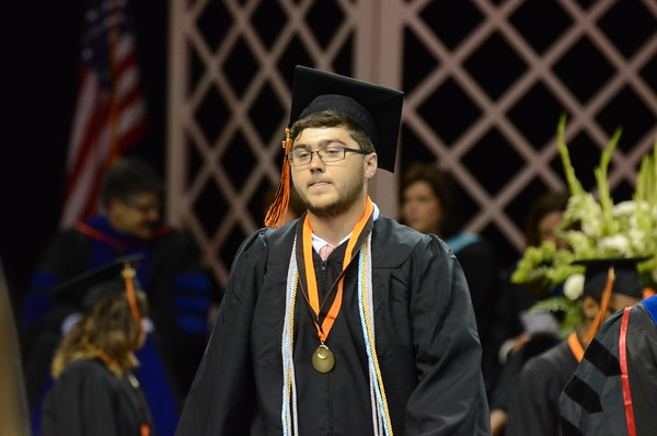 Norman High Graduation 2015