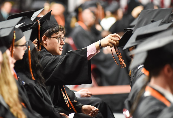 Norman High Graduation