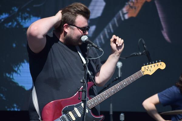 Norman Music Festival 9. (Mack Burke / The Transcript)