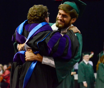 Norman North Graduation 2014