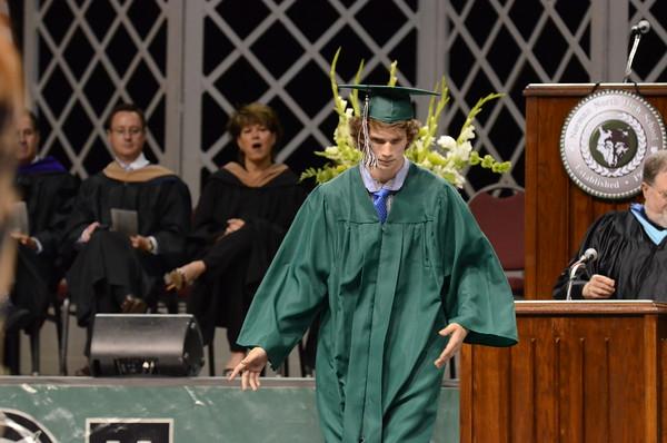 Norman North Graduation 2015