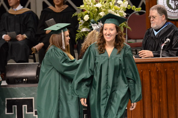 Norman North Graduation 2015