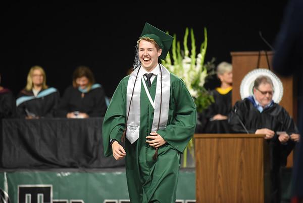Norman North Graduation