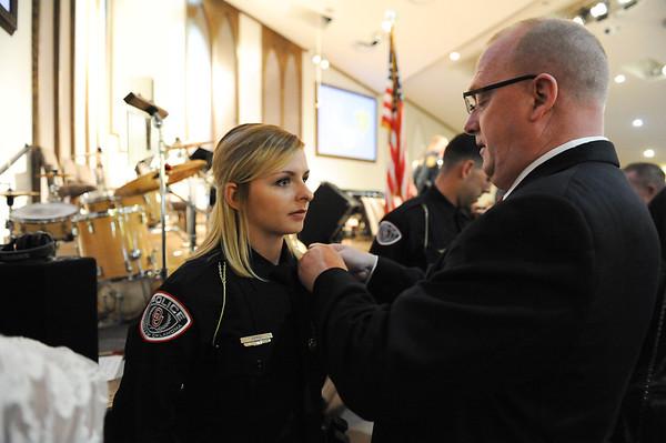 Police Academy Graduation