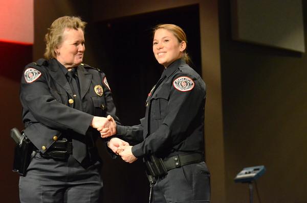 Norman Police Academy Graduation