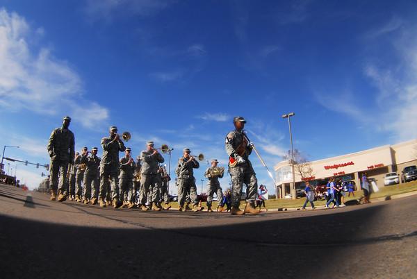 2014 Norman Veterans Day Parade