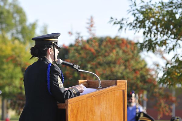 Norman's 2014 Veterans Day Celebration at Reaves Park