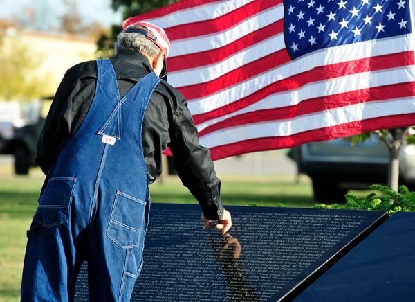 Vets celebrate Veterans Day