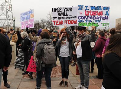 OKC Women's March on Oklahoma