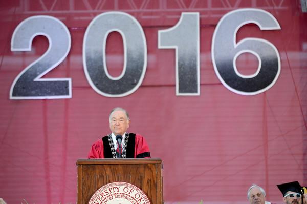OU Graduation