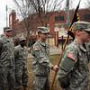 OU ROTC change of command
