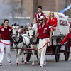 OU homecoming parade rolls down Boyd St. before OU takes on Kansas State Saturday, Oct. 18, 2014