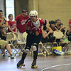 Oklahoma Victory Dolls All Star team against Kansas City Roller Warriors