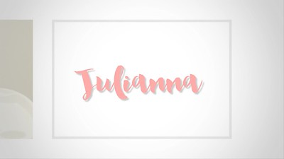Julianna's Montage