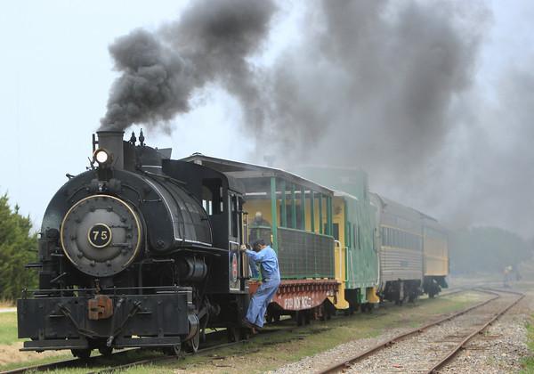 Steam train 6