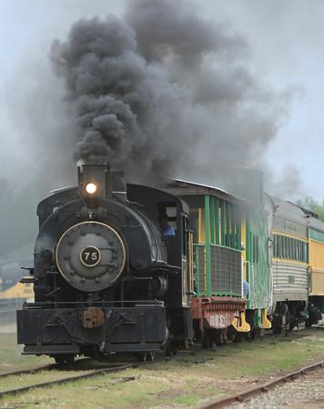 Steam train 7