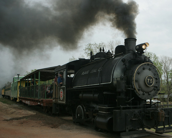 Steam train 1