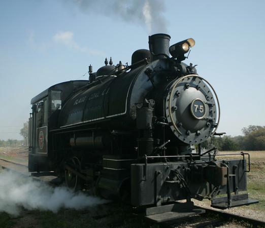 Steam train 5