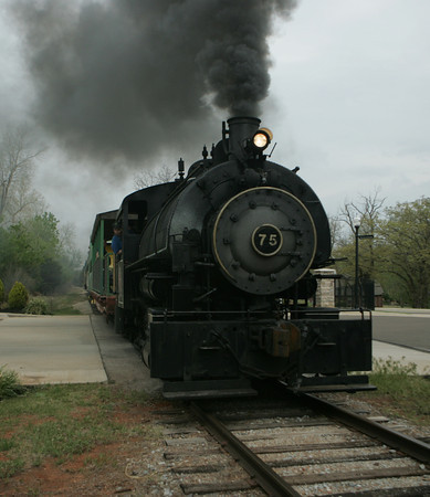 Steam train 3