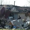 Tornado damage March 25