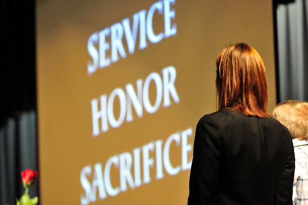 Norman Students celebraste Veterans Day