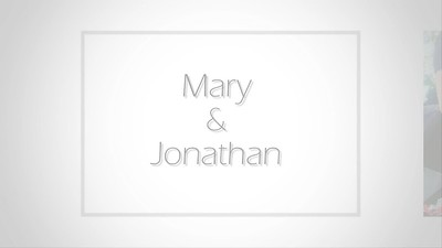 Mary & Jonathan Montage