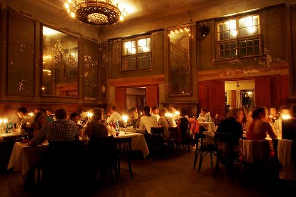 Spiegelsaal Clärchens Ballhaus - Eventfotografie Berlin Mitte