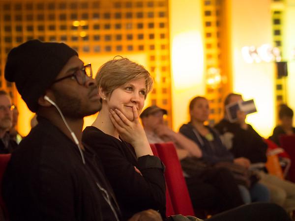 Zuhörer Konferenz Berlin Publikum