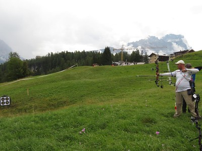 World Archery Field Championship  Cortina 2018
