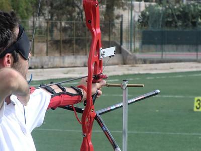 Tricolori Targa Para Archery - Palermo 2013