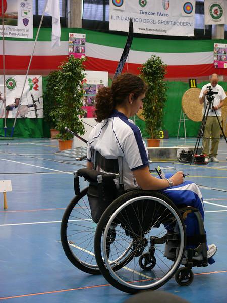 Tricolori Indoor Para-Archery - Zola Predosa 2013
