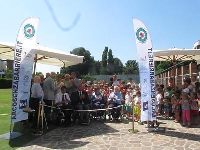 Campionati Italiani Targa Para-Archery - Padova 2015