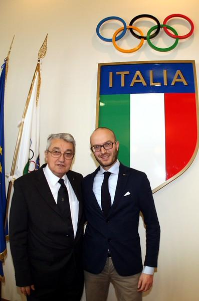 Convenzione Fitarco-Cortina d'Ampezzo 2015-2016