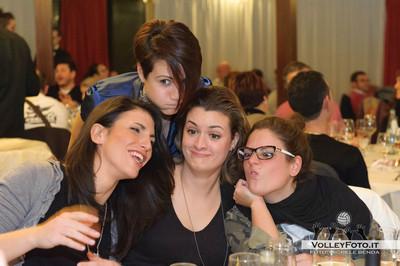 Cena di Natale Project Volley Perugia