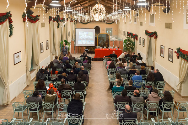 Riunione tecnica Ufficiali di Gara e Cena - FIPAV Perugia (id: 2013.12.19._MBD6131)
