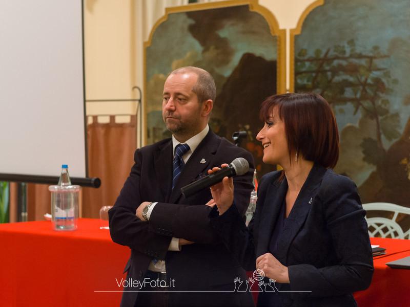 Riunione tecnica Ufficiali di Gara e Cena - FIPAV Perugia (id: 2013.12.19._MBD6141)