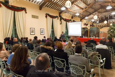 Riunione tecnica Ufficiali di Gara e Cena - FIPAV Perugia (id: 2013.12.19._MBD6117)
