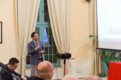 Riunione tecnica Ufficiali di Gara e Cena - FIPAV Perugia (id: 2013.12.19._MBD6125)